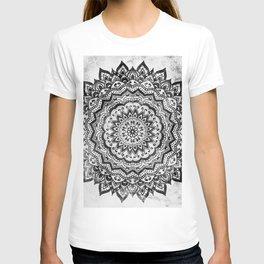 BLACK JEWEL MANDALA T-shirt