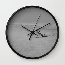 Slow Fall Wall Clock