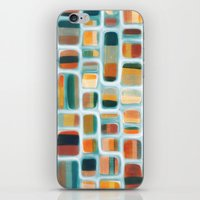 kandinsky iPhone & iPod Skins featuring Color apothecary by Efi Tolia
