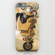 FEDERATION OF METAL GENTLEMEN .001 iPhone 6s Slim Case