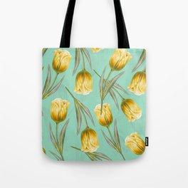 Tulipa pattern 3.2 Tote Bag
