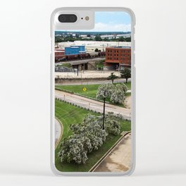 # 251 Clear iPhone Case