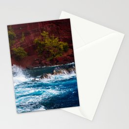 vibrant nature Stationery Cards