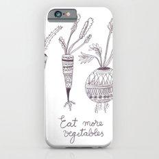 Eat more vegetables Slim Case iPhone 6s