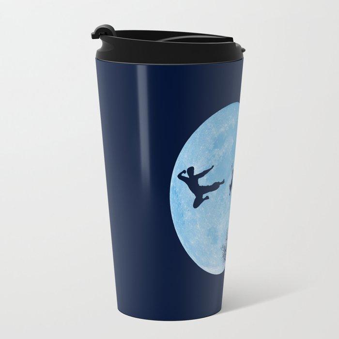 Go Big or Phone Home Travel Mug