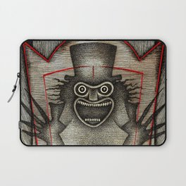 The Babadook Laptop Sleeve