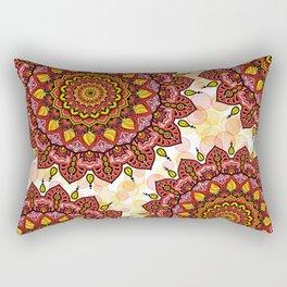 Mandala Amore Rectangular Pillow