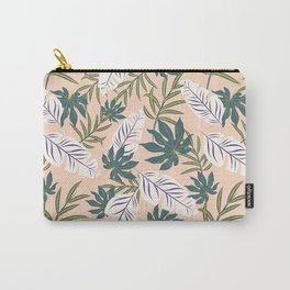 Nature leaf Carry-All Pouch