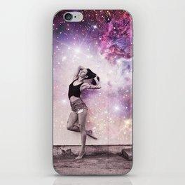 Intergalactic iPhone Skin