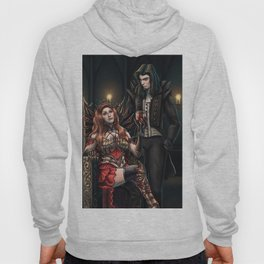Vampire Feast Commission Hoody