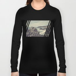 'Sea as far as you can see' Long Sleeve T-shirt