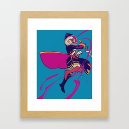Arcfire Framed Art Print