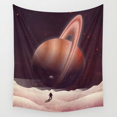 Treasure Of The Wasteland Wall Tapestry