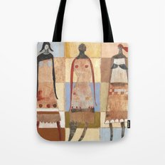 A Part Of Us Tote Bag