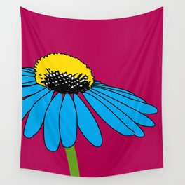 The ordinary Coneflower Wall Tapestry