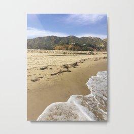 Lost in Malibu Metal Print