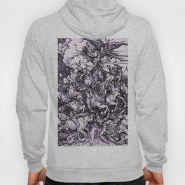 "Albrecht Dürer ""Four Horsemen of the Apocalypse"" Hoody"