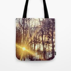 Magic still happens in this world Tote Bag