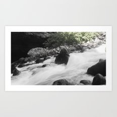 Sinks of the Popo Agie Art Print