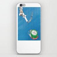 facebook iPhone & iPod Skins featuring Facebook  by gunberk