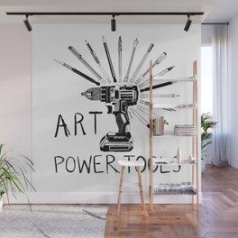 Art Power Tools Wall Mural