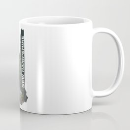 State of New Hampshire - Forest Trail Coffee Mug
