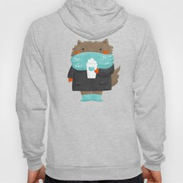 Winter Cat Hoody