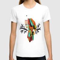 paradise T-shirts featuring Paradise by Picomodi