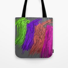 Nails on A Chalkboard Tote Bag