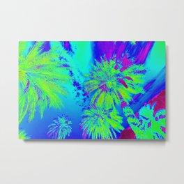 Thermal art 008 Metal Print