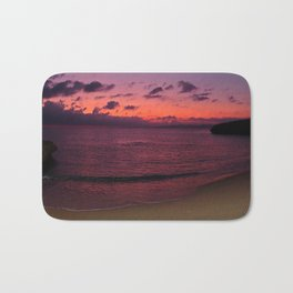 Sardinia, The Dawn Bath Mat