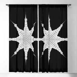 Ninja Star 5 Blackout Curtain
