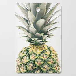 Pineapple Close-Up Cutting Board