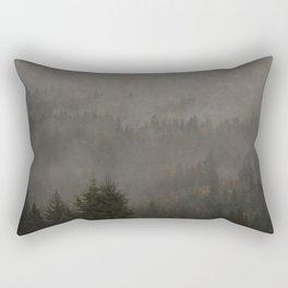 Forest of My Heart Rectangular Pillow