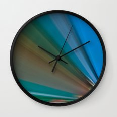 City Lights III Wall Clock