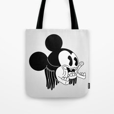 icky mouse. Tote Bag