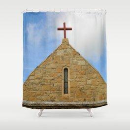 Church Top Shower Curtain