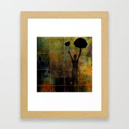 PARAPLUIE Framed Art Print