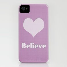 Believe Slim Case iPhone (4, 4s)