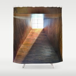 474 - Abstract Design Shower Curtain