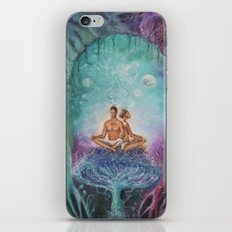 Garden of Eden iPhone & iPod Skin
