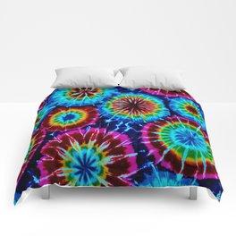 Tie Dye Comforters