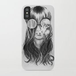 You are not crazy iPhone Case