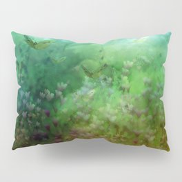 """""""The Enchanted Forest"""" (Fairyland) Pillow Sham"""