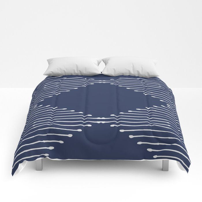 Geo Comforters