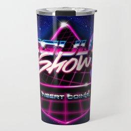 Regular 80's Show Travel Mug