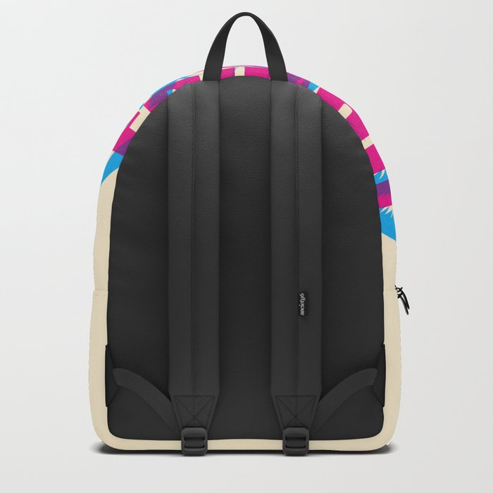 Monday or Friday Backpack