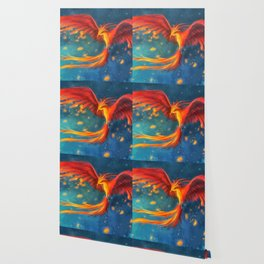 Beautiful phoenix Wallpaper