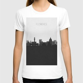 City Skylines: Florence T-shirt