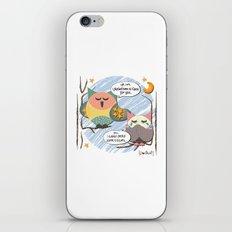 I {❤} OWL iPhone & iPod Skin